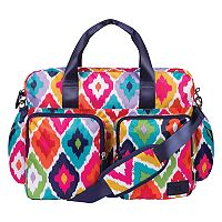 French Bull Deluxe Duffle Diaper Bag