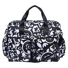 French Bull Deluxe Duffle Diaper Bag