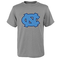 Boys 8-20 North Carolina Tar Heels Primary Logo Tee
