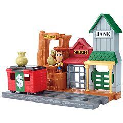 Disney / Pixar Toy Story Western Adventure Minis Playset by Mattel