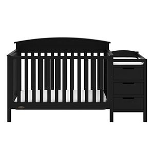 Graco Benton 5-in-1 Convertible Crib & Changer