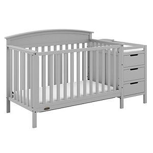 Graco Benton 5-in-1 Convertible Crib & Changer