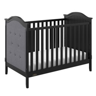 Graco Linden Upholstered 3-in-1 Convertible Crib