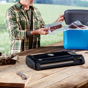 FoodSaver GameSaver Big Game GM710 Vacuum Sealer System