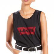 Women's Levi's® Batwing Logo Muscle Tank