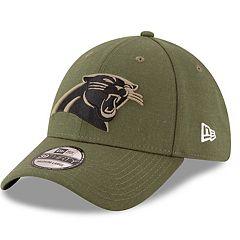 Adult New Era Carolina Panthers Salute to Service 39THIRTY Flex-Fit Cap