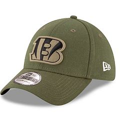 Adult New Era Cincinnati Bengals Salute to Service 39THIRTY Flex-Fit Cap