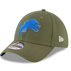 Adult New Era Detroit Lions Salute to Service 39THIRTY Flex-Fit Cap