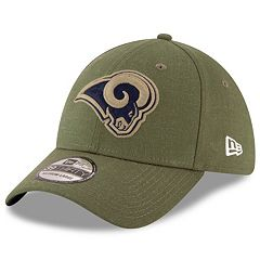 Adult New Era Los Angeles Rams Salute to Service 39THIRTY Flex-Fit Cap