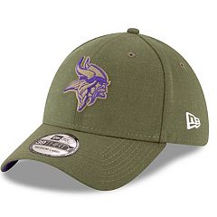 Adult New Era Minnesota Vikings Salute to Service 39THIRTY Flex-Fit Cap