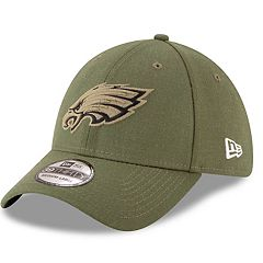 Adult New Era Philadelphia Eagles Salute to Service 39THIRTY Flex-Fit Cap