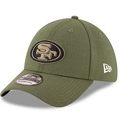 Adult New Era San Francisco 49ers Salute to Service 39THIRTY Flex-Fit Cap