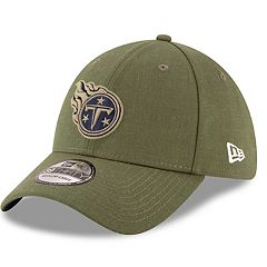 Adult New Era Tennessee Titans Salute to Service 39THIRTY Flex-Fit Cap