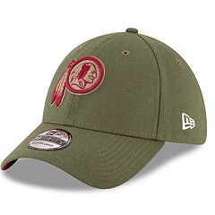 Adult New Era Washington Redskins Salute to Service 39THIRTY Flex-Fit Cap