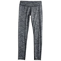 Girls 7-16 SO® Performance Leggings