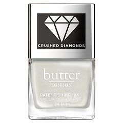 butter LONDON Crushed Diamonds Patent Shine 10X Nail Lacquer