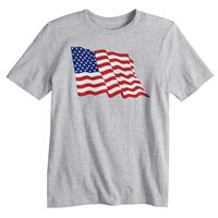 Boys 8-20 Americana Graphic Tee
