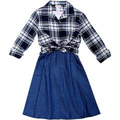 Girls 7-16 Emily West Dress, Jacket & Knit Tee Set
