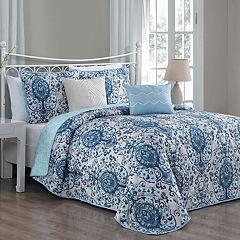 Trista 5-piece Quilt Set