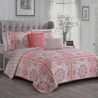 Della 5-piece Quilt Set