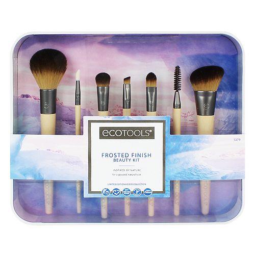 EcoTools Frosted Finish Makeup Brush Kit