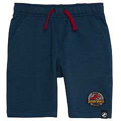 Boys 4-7x Jurassic World: Fallen Kingdom French Terry Knit Shorts