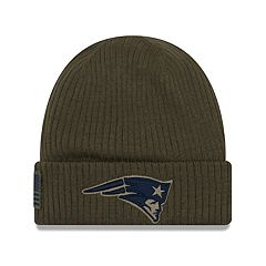 Adult New Era New England Patriots Salute to Service Knit Beanie