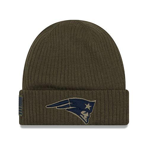 promo code 15c92 ec011 Adult New Era New England Patriots Salute to Service Knit ...