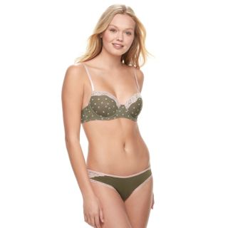 Juniors' Wallflower 2-Pack Carli Demi Balconette Bra JC3006WFA