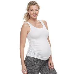 Maternity a:glow Seamless Tank