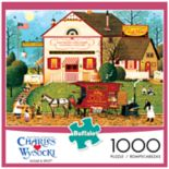 Buffalo Games 1000-Piece Charles Wysocki: Sugar and Spice Puzzle