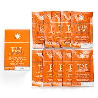 Tan Towel Half Body Self-Tan Towelettes - Dark