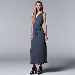 Women's Simply Vera Vera Wang Chiffon Maxi Dress