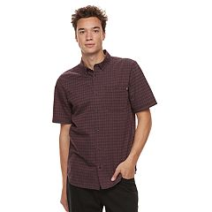Men's Vans Wild Open Button-Down Shirt