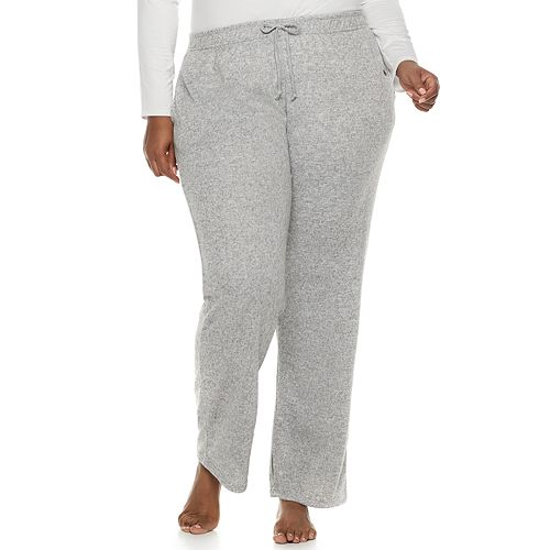 Plus Size Gloria Vanderbilt Pajama Pants