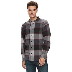 Men's Vans Jinxed-K Button-Down Shirt