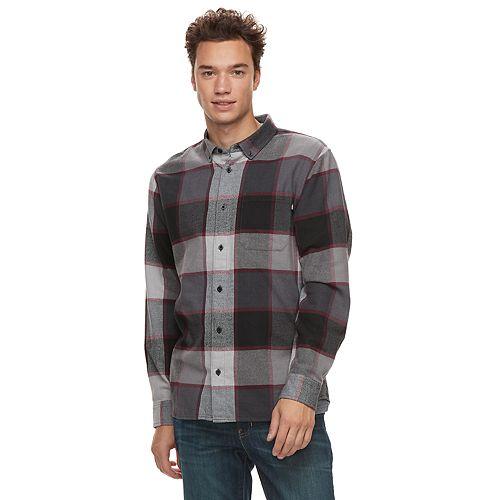 Men's Vans Jinxed-K Button-Down Shirt