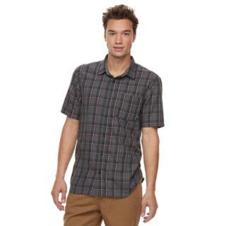 Men's Vans  Worlder Button-Down Shirt