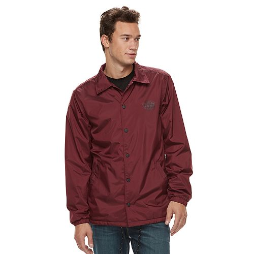 Men's Vans Onlyed Coaches Jacket
