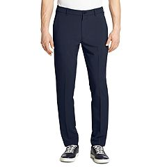 Men's IZOD Advantage Performance Hybrid Stretch Chino Flat-Front Pants