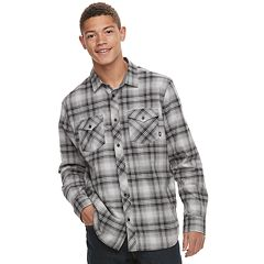 Men's Vans Stayed Button-Down Shirt