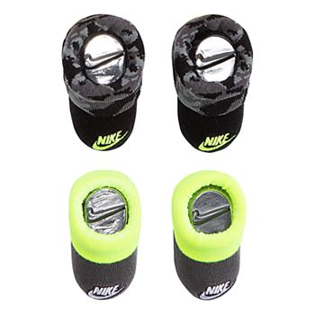 Baby Nike 2-pack Camo Booties