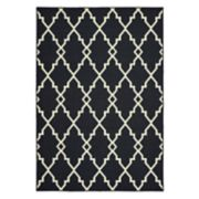 StyleHaven Mainland Ornamental Trellis Indoor Outdoor Rug