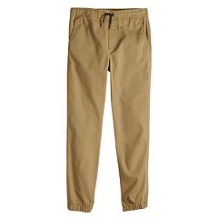 Boys 8-20 Urban Pipeline™ Core Twill Jogger Pants