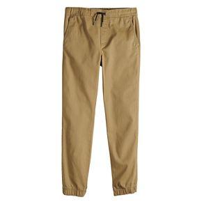 Boys 8-20 Urban Pipeline? Core Twill Jogger Pants