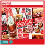 "Buffalo Games 1000-Piece Coca-Cola: ""The Real Thing"" Puzzle"
