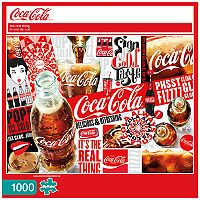 Buffalo Games 1000-Piece Coca-Cola: