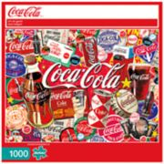 "Buffalo Games 1000-Piece Coca-Cola: ""It's All Good"" Puzzle"