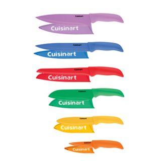 Cuisinart Advantage 12-piece Nonstick Color Cutlery Set