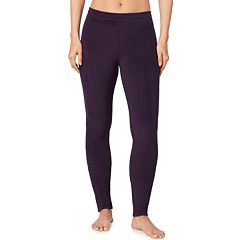 Plus Size Cuddl Duds Stretch Fleece Leggings